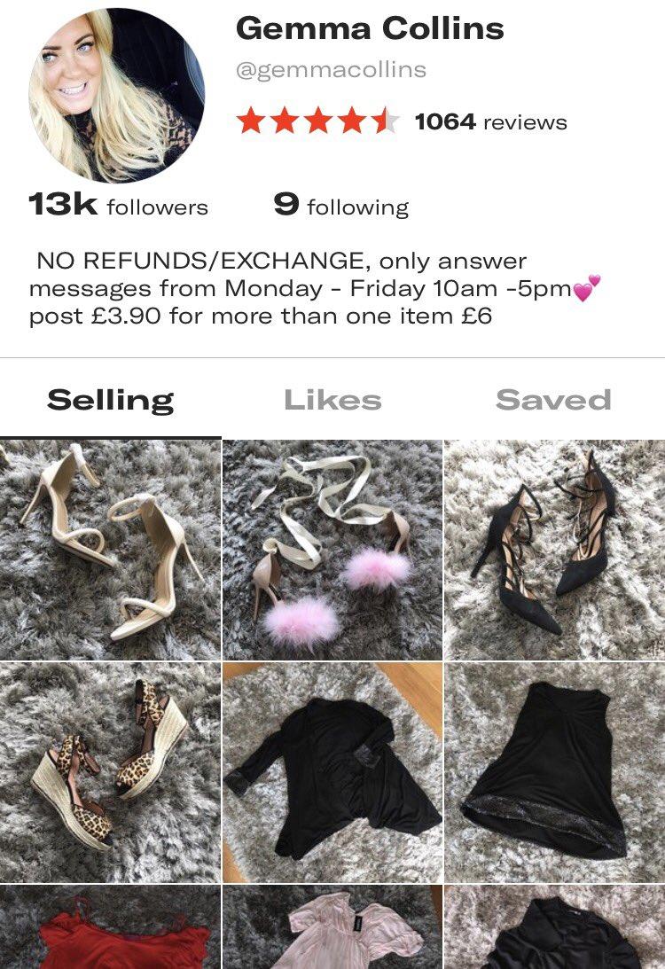 Depop all filming items worn once enjoy 💖💖💖💖💖💖💖💖💖💖💖 https://t.co/yu9FvqtuJi