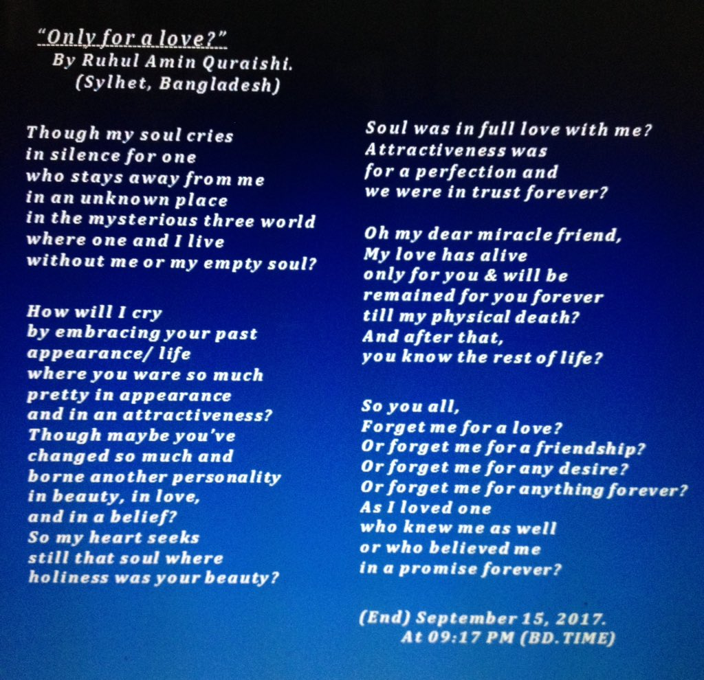 Love poem for a boyfriend