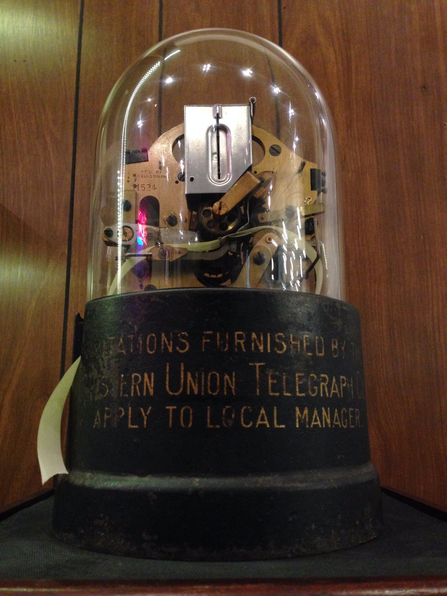 Pavek Museum On Twitter 1920s Stock Ticker Stockticker Stocks Antiques Roadshowpbs Electronic Communication Vintage Stockmarket