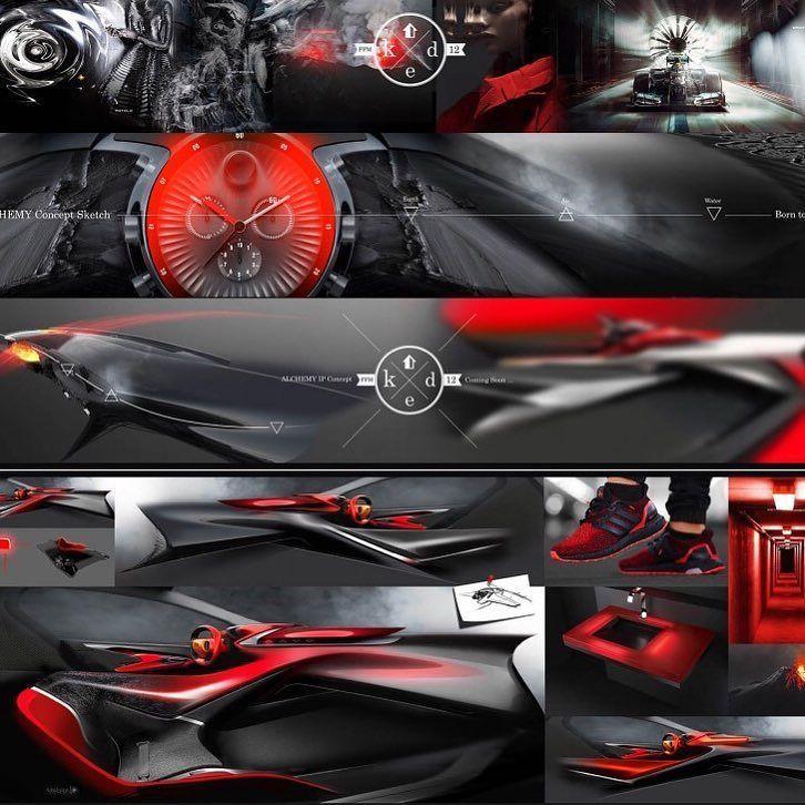 #Kia Proceed mood board and #sketches by KME senior interior #designer Julien Famchon  • #cardesign #car #design #sketch #moodboard <br>http://pic.twitter.com/oPrERpQz3C