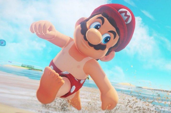 beach pogo naked