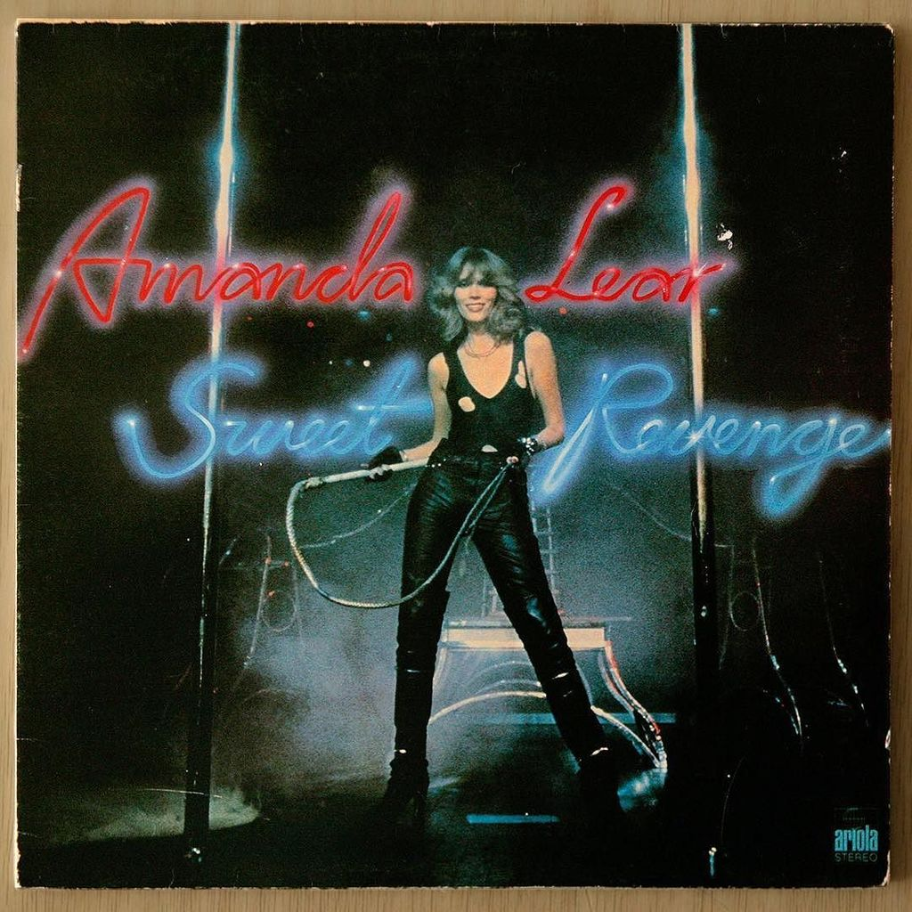 "Amanda Lear Deutsch big active on twitter: ""amanda lear ""sweet revenge"" (1978"
