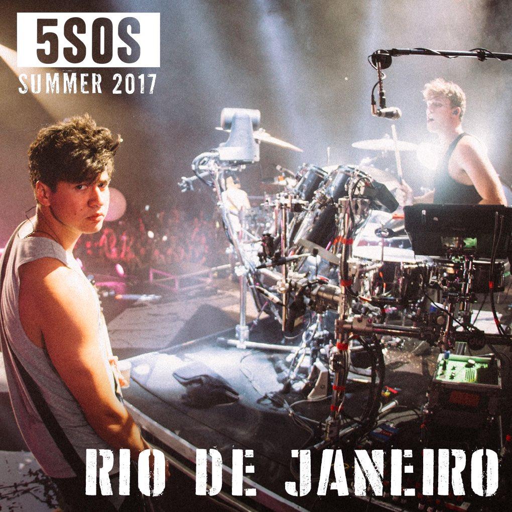 Summer 2017 // Rio de Janeiro