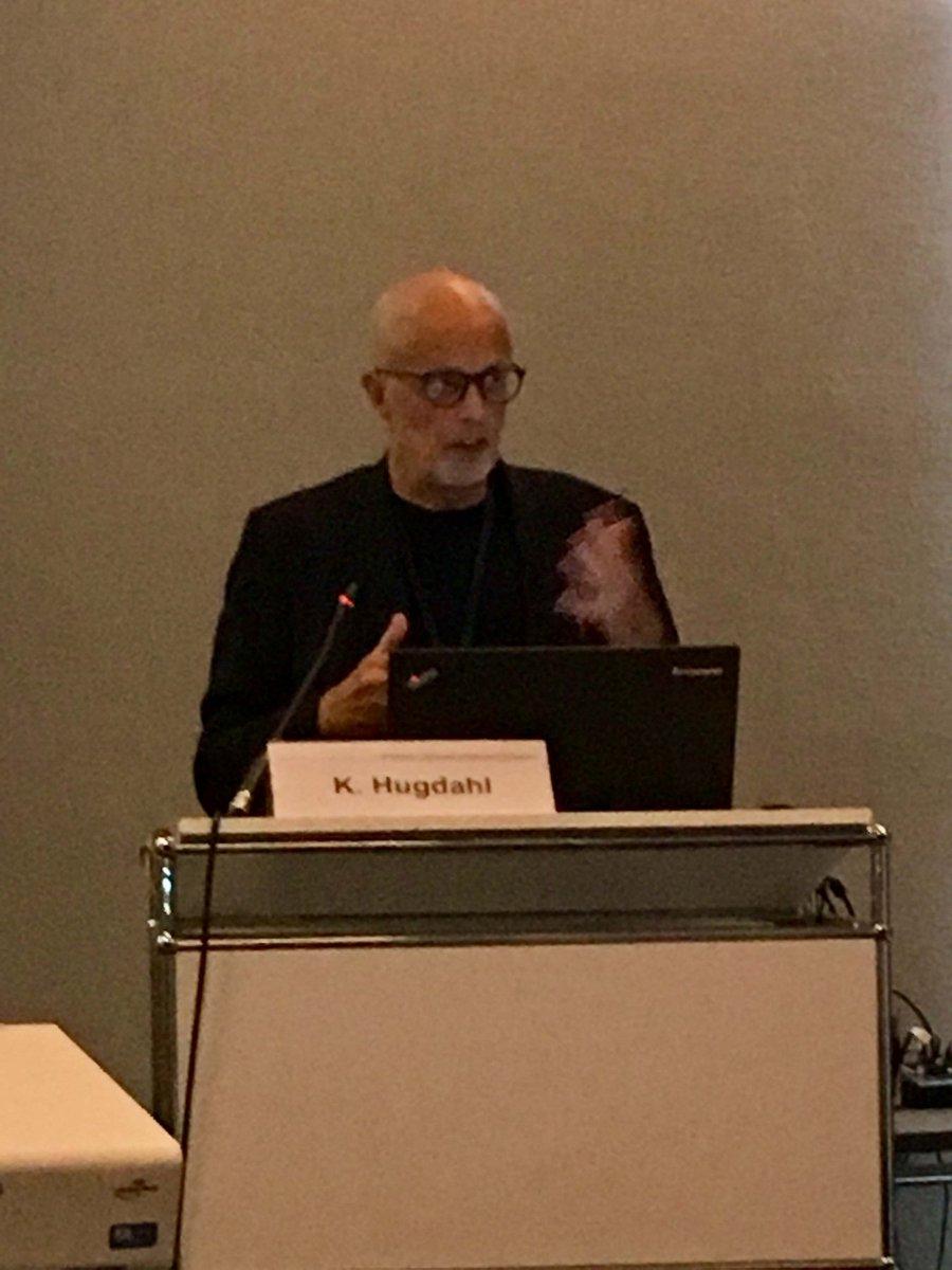 @SFFNORMENT core researcher @KennethHugdahl chairing symposium and presenting #ECSRBerlin2017 #neuroimaging #hallucinations #Schizophrenia<br>http://pic.twitter.com/F4xgdUTby4