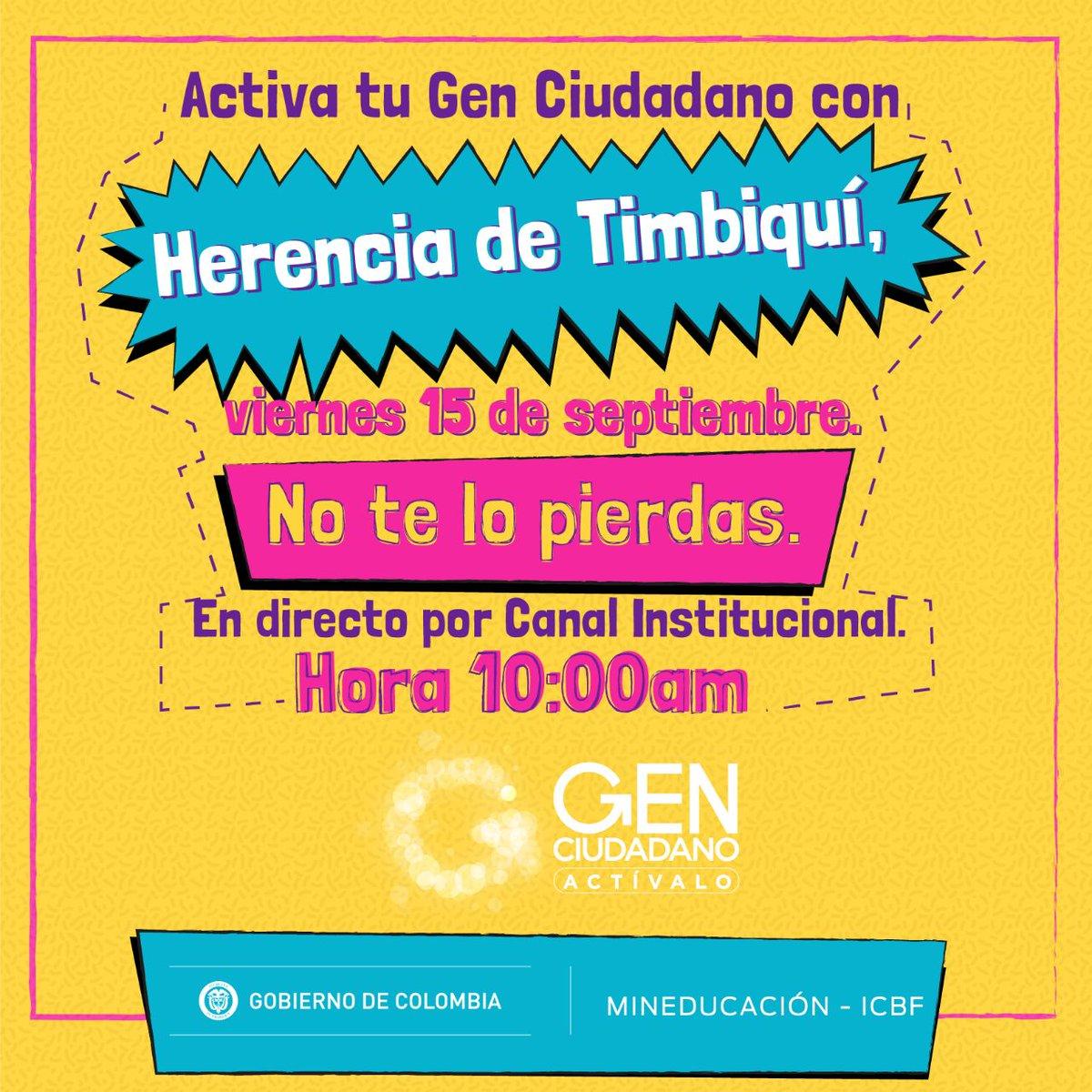 a12779825f todo colombia activara el gen ciudadano sigue la transmision en directo por  nuestro facebook live