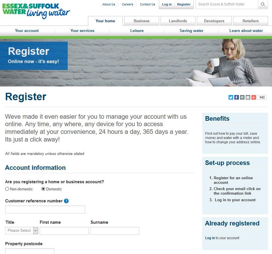 essex suffolk water email address