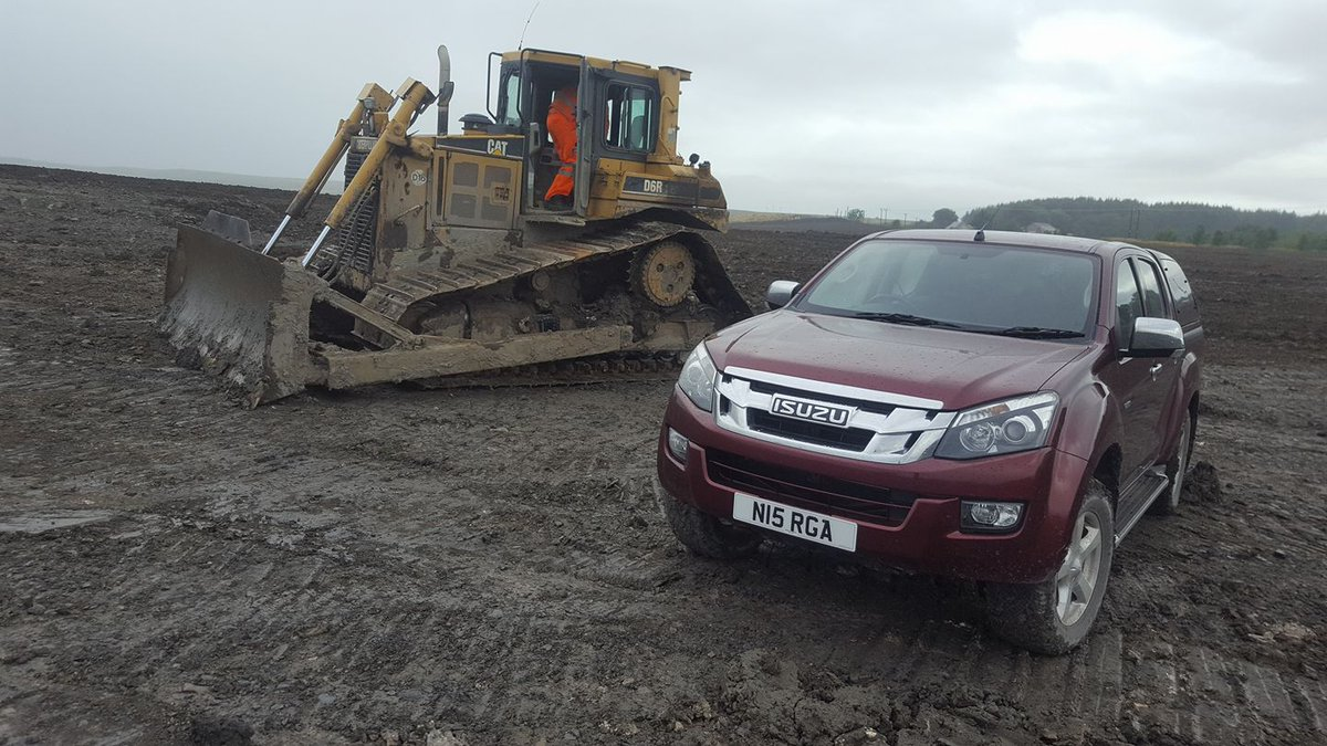 Isuzu On Twitter Muddy Terrain Not A Problem Fully Loaded With