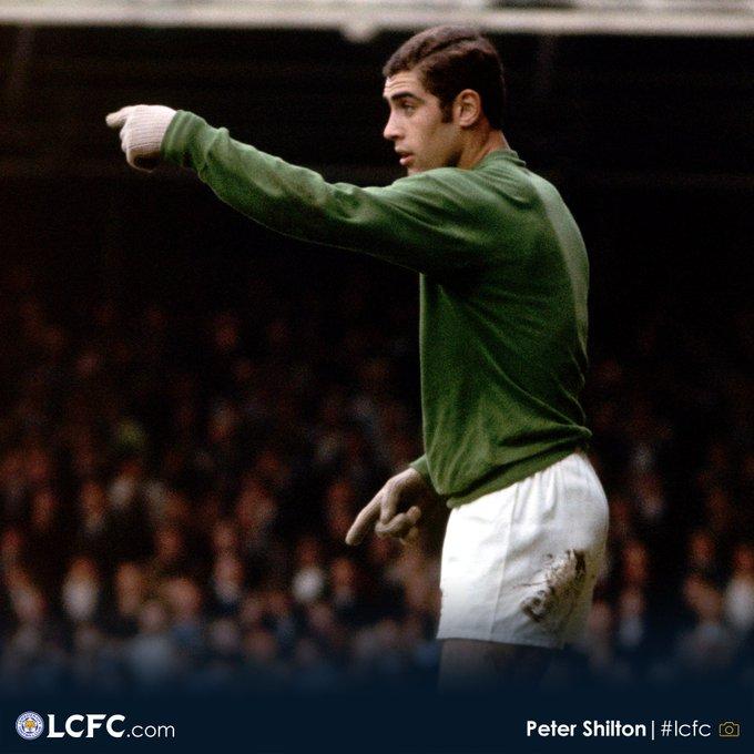 Happy birthday, Peter Shilton!