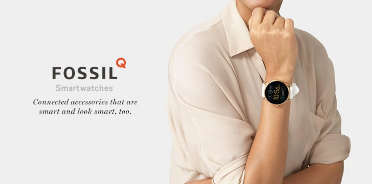 Looking fossil watches