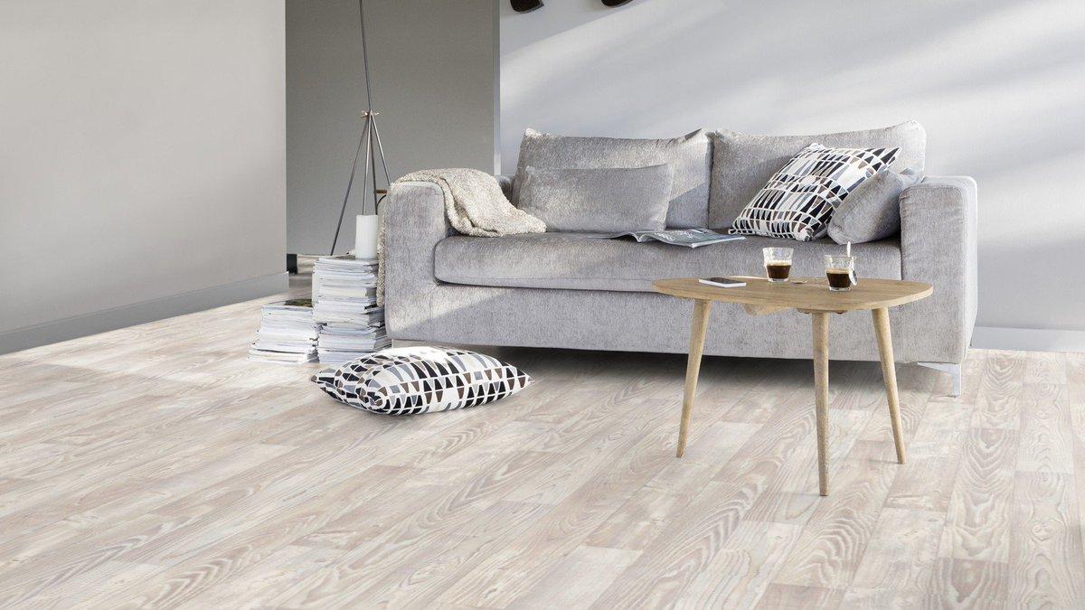 For vinyl flooring
