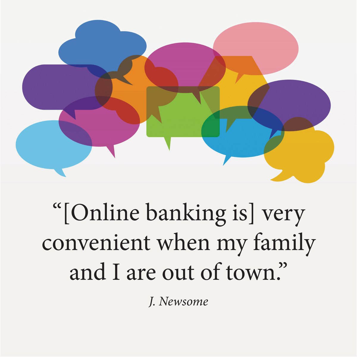 Bank online banking