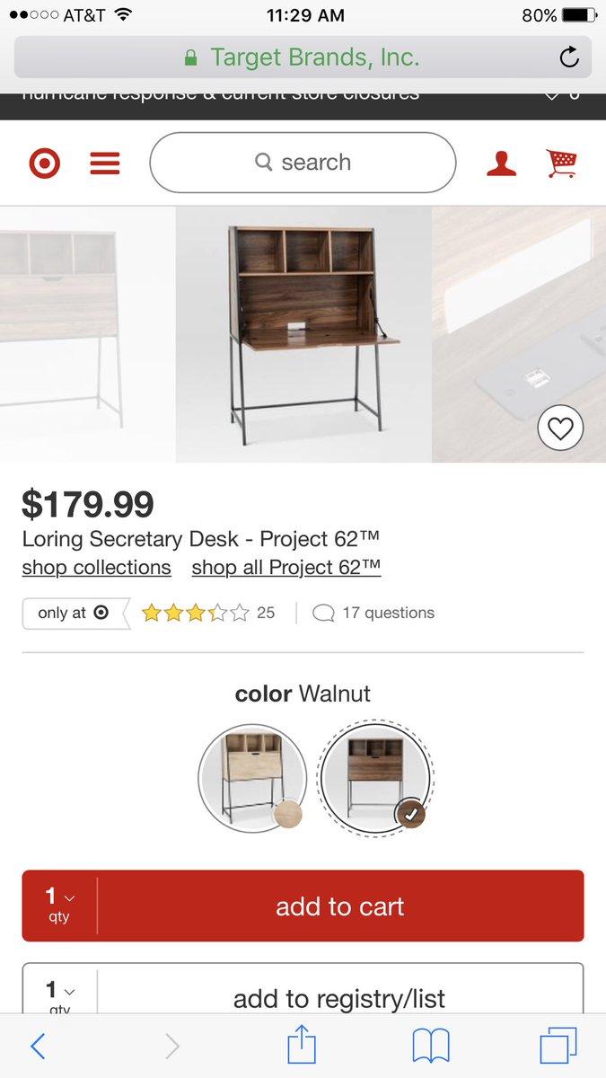 Looking furniture