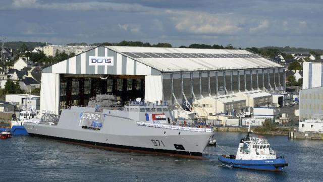 كورفيتات Gowind 2500 لصالح البحرية المصرية  DJxq46gXUAArmya