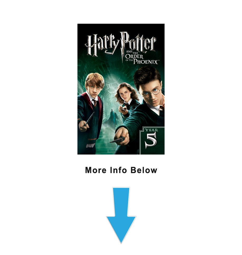 Harry Potter 5 Streaming Vostfr Film Complet