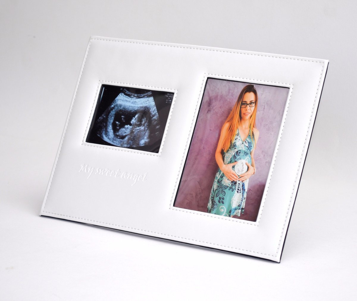 Melician shop melicianshop twitter use the melician shop ultrasound picture frame as a baby shower gift jeuxipadfo Gallery