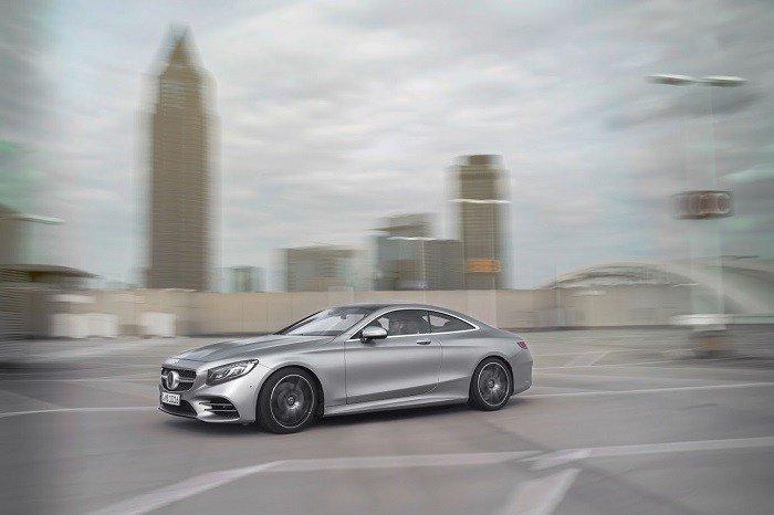 Mercedes benz new model