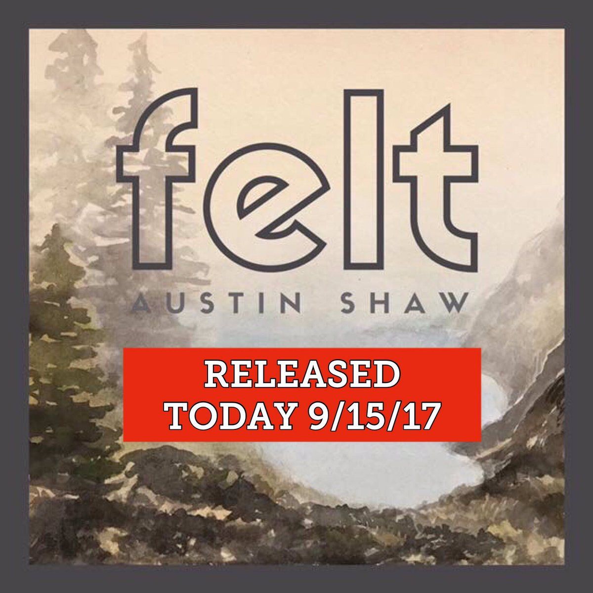 TODAY! Our #new #album #FELT released today!  TOMORROW BUY YOUR TICKETS HERE for our record release #party!  https://www. kuumbwajazz.org/calendar/austi n-shaws-album-release-concert &nbsp; … <br>http://pic.twitter.com/yRo0W7SnxV