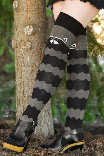 For raccoon halloween costume