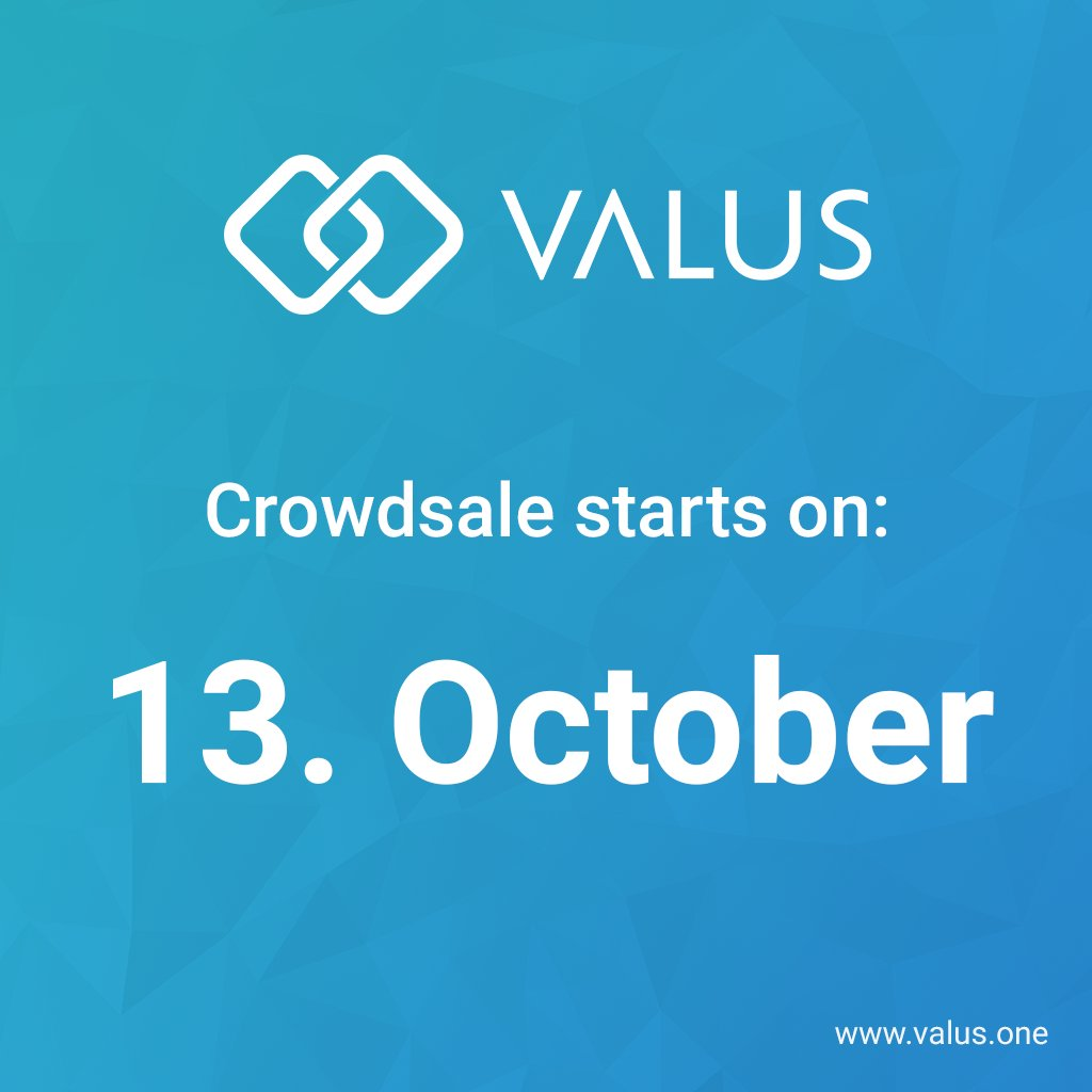 [IMPORTANT ANNOUNCEMENT] Considering opinions of different #advisers, we had to make some corrections:  https:// goo.gl/uhDuuN  &nbsp;    #VALUS<br>http://pic.twitter.com/4Cs3rEOirt