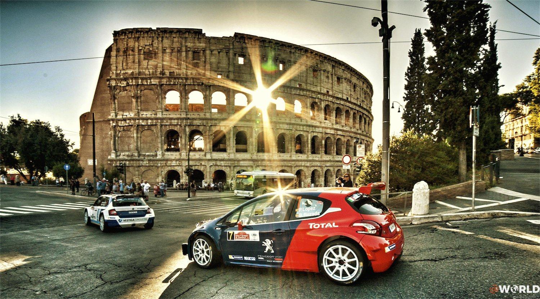 Rally di Roma Capitale 2017 ERC DJy4rD2XcAA0c0f