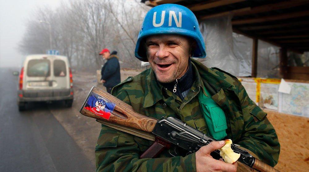 Предложение РФ о миротворцах на Донбассе еще более разделит Украину, а не решит проблему, - Волкер - Цензор.НЕТ 4824