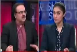 Live With Dr Shahid Masood  – 15th September 2017 - Punjab Se Nahi Jayon Gi thumbnail