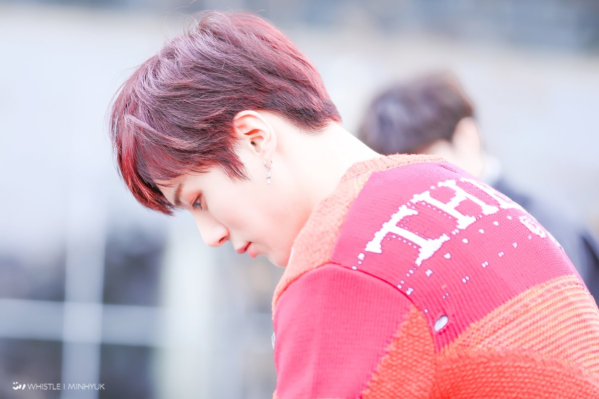 [25.03.17 | #HQ] ㅡ Music Core Fanmeeting  ©Whistle1103  #민혁 #몬스타엑스  #Minhyuk #MonstaX<br>http://pic.twitter.com/iWQqssJSTc