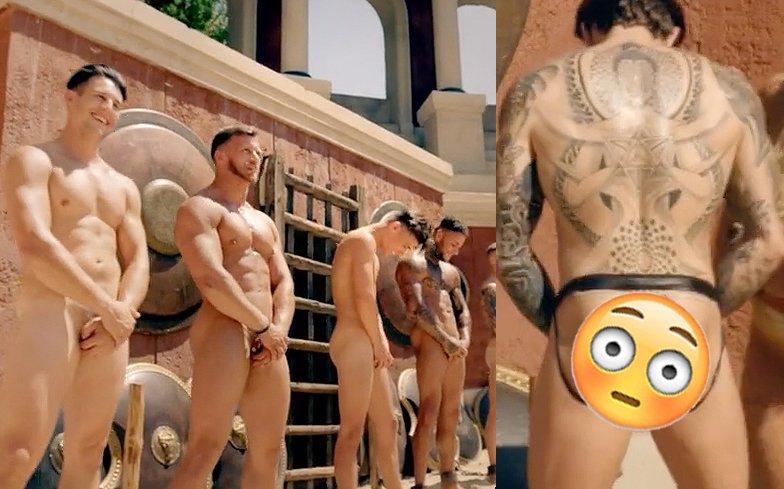 male frontal strip videos