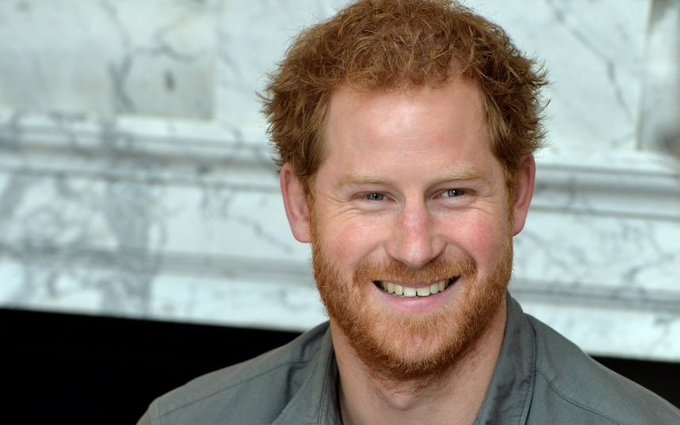A very Happy Birthday to HRH Prince Harry who turned 33 today.