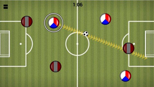 Футбол на андроид бесплатно скачать