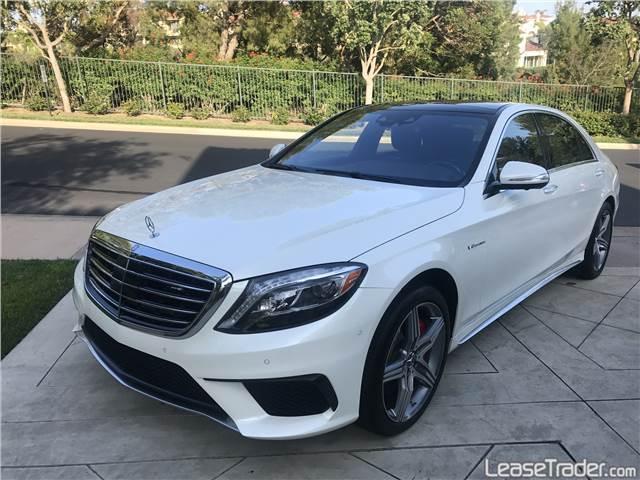 Benz s63 amg