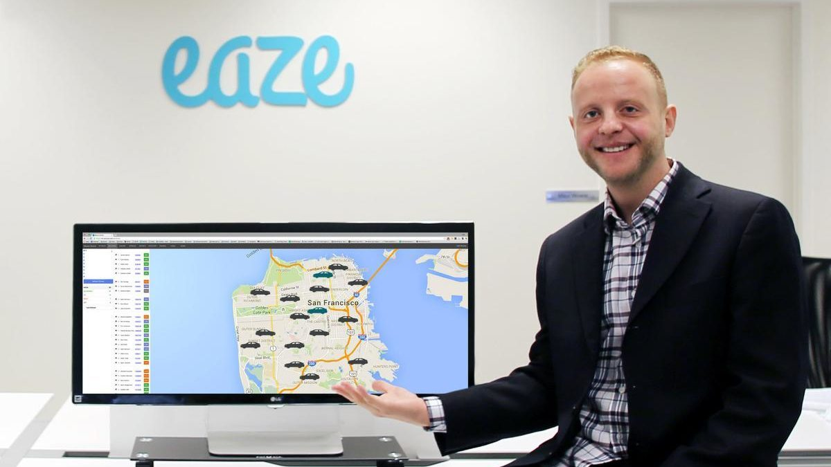 Eaze accelerating marijuana delivery tech with $27 million investment https://t.co/3kvwEHAT5E