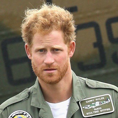 Happy Birthday to Prince Harry!     Rugged military Harry is my favorite Harry