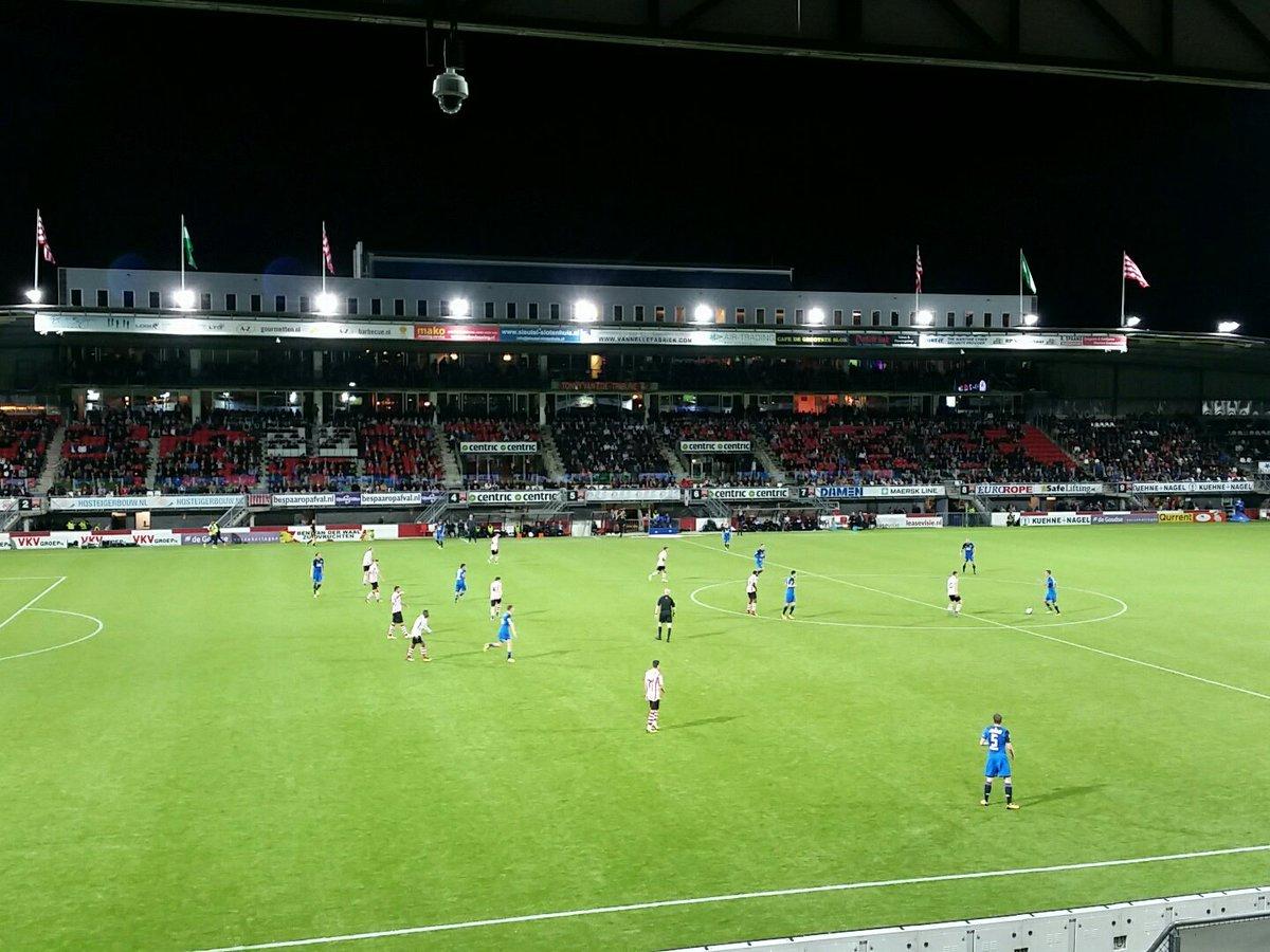 Image result for Sparta Rotterdam 0-2 AZ Alkmaar