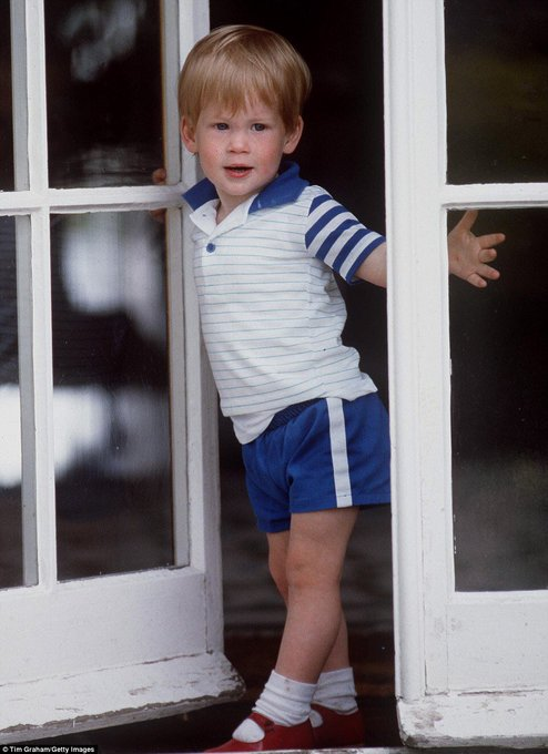 HAPPY BIRTHDAY PRINCE HARRY!  Please have many more.