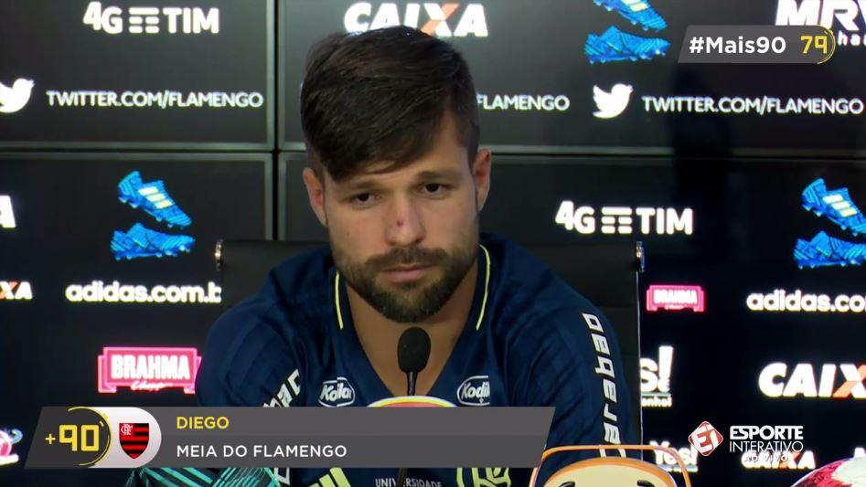 Diego mereceu a convocação para a Seleção Brasileira? Tite explicou e a mesa do #Mais90 esquentou o debate!