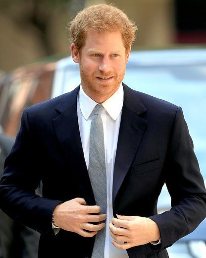 Wishing H.R.H. Prince Harry a very happy birthday!