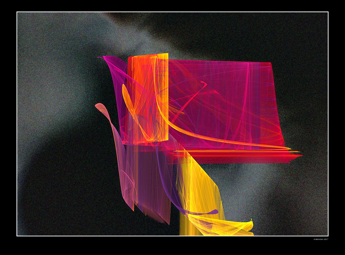 Outposte IVa (2017) by A.Weinstein #abstractart <br>http://pic.twitter.com/APZ2bc5Mjr