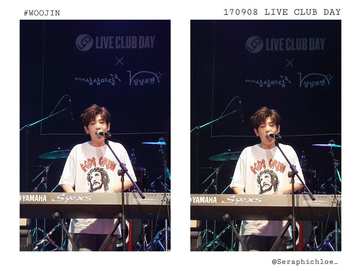 [#HQ] 08.09.17 | Woojin @ Live club day  cr:@Seraphichloe_   #더이스트라이트 #TheEastLight #이우진 #LEEWOOJIN<br>http://pic.twitter.com/nCaxfYp9ed
