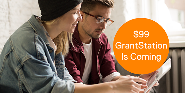 It&#39;s that time of year! Nonprofit get savings on @GrantStation on the 26th for 3 days only get it for $99.  https:// hubs.ly/H08FsQB0  &nbsp;   #grants <br>http://pic.twitter.com/8GRgS8jVtl