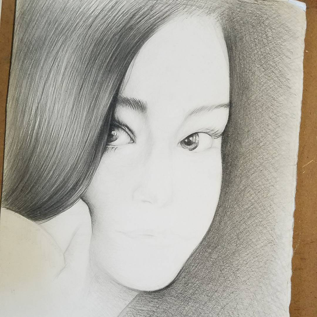 Still working on current #portrait work #commission #contemporaryart #modernart #art #Details purchase inquiries PM $100 #graphite #drawing<br>http://pic.twitter.com/eVcBqgWD4k