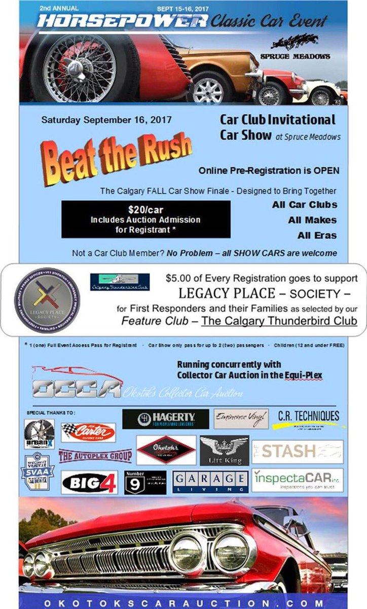 For car auction