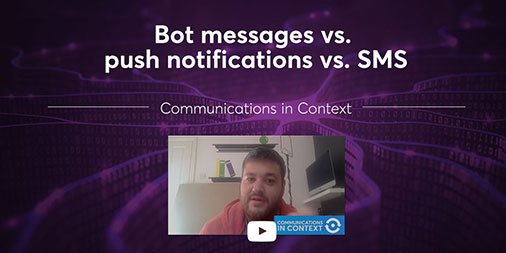 How can #messengerbots &amp; #sms add value to your #customerengagement—@sammachin, @thebeebs &amp; @sydlawrence share tips  http:// bit.ly/2vWmE19  &nbsp;  <br>http://pic.twitter.com/zgBlI2EmJL