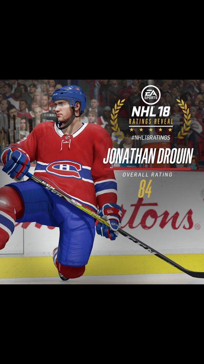 Jonathan drouin jersey - 207 Replies 85 Retweets 657 Likes