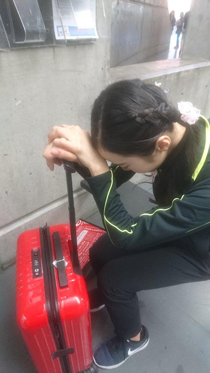 USクラシック女子シングル❄ 本田真凜選手ノーミス1位66.90🎉なのに猛反省⤵衣裳を忘れてバタバタ…
