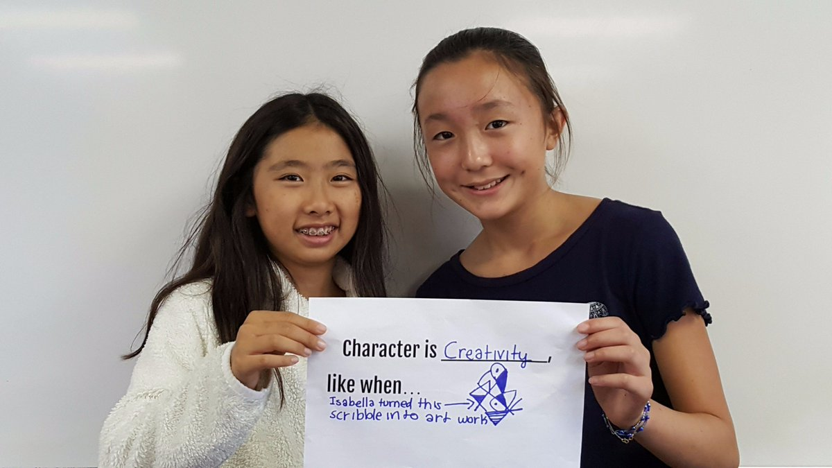 Middle School Participates in Character Day  http:// bit.ly/2whGFU7  &nbsp;   #characterday2017 #characterday<br>http://pic.twitter.com/4HfzALJWHW