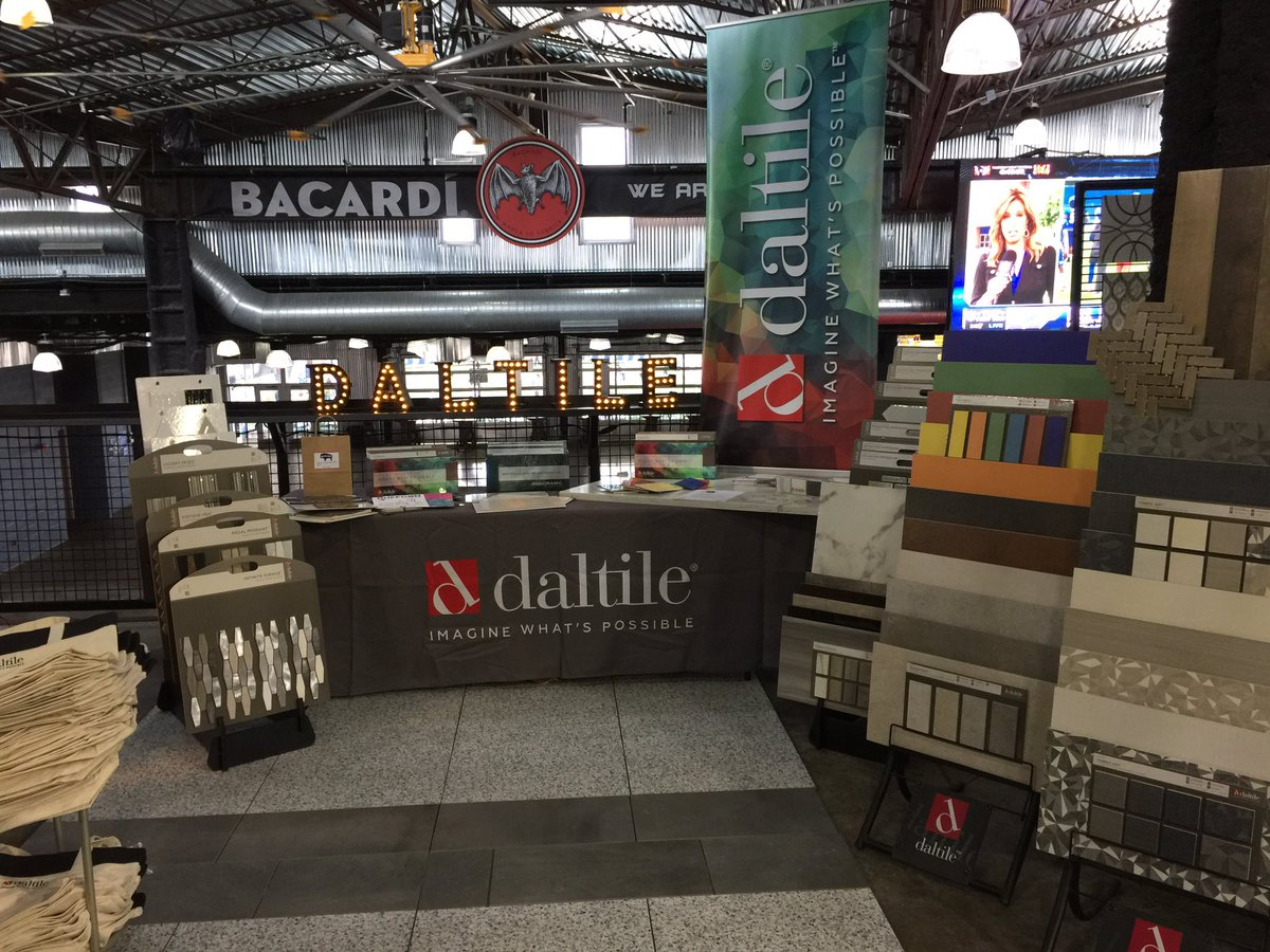 Rob Wesson On Twitter What A Great Booth Space At Buffcon With - Daltile massachusetts