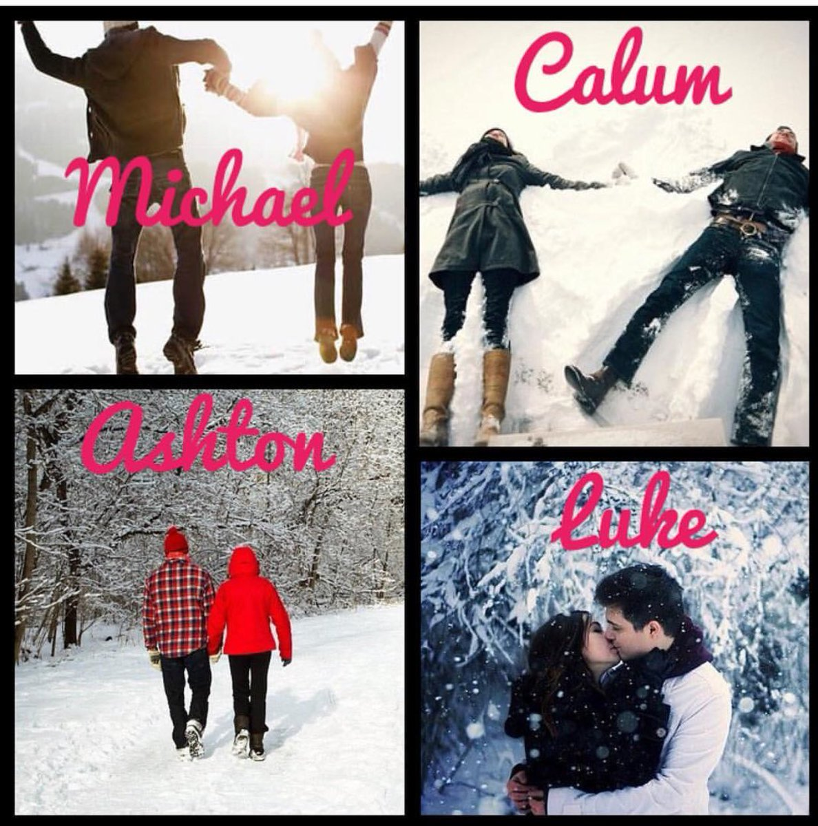 #imagine playing in the snow with him ~  <br>http://pic.twitter.com/uvWUoZO6J0