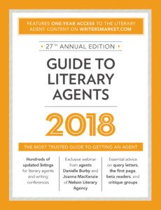 Literary agents in the uk