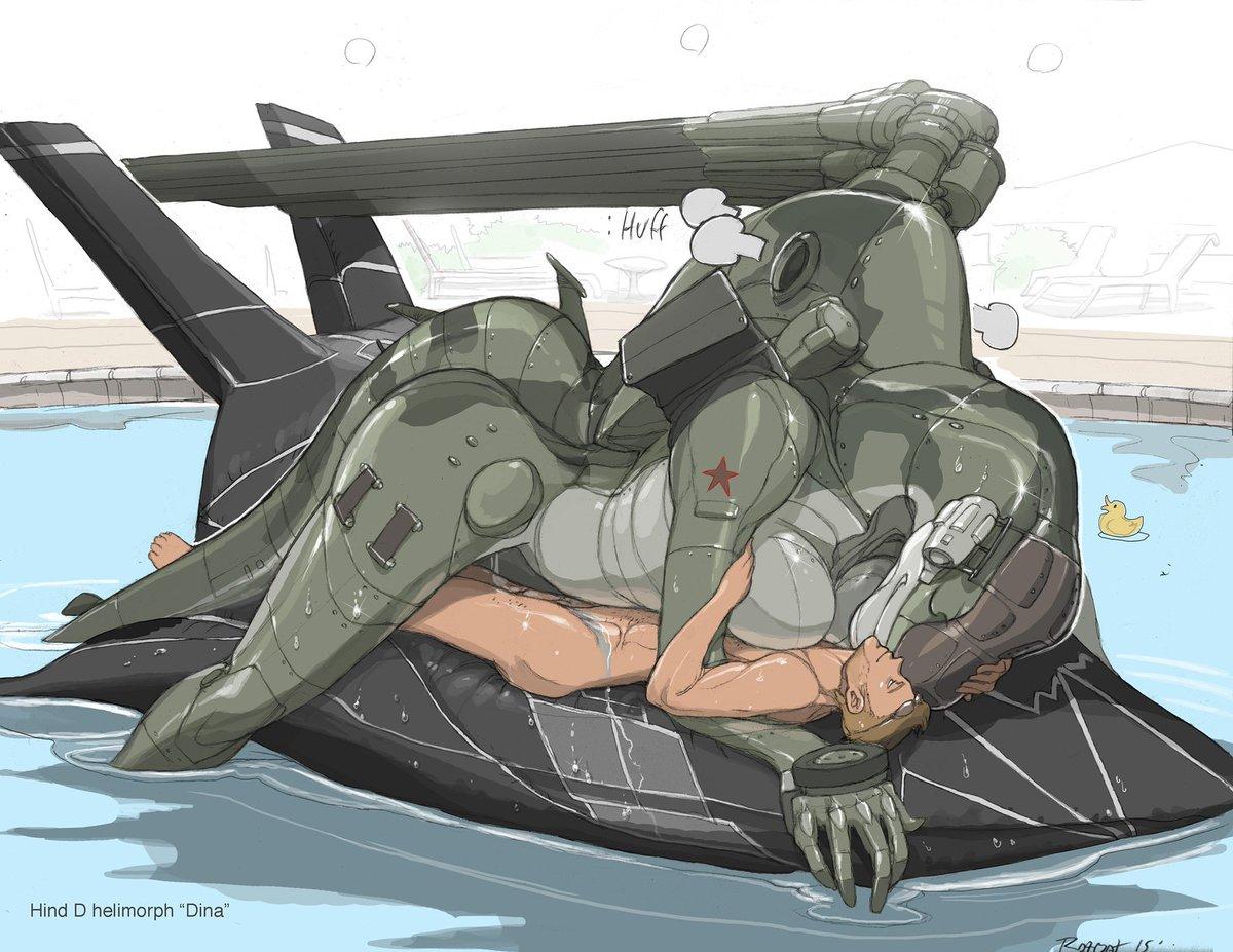 Aeromorph Hentai